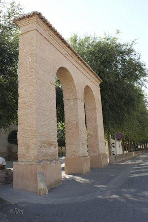 Torralba de Calatrava, إسبانيا: Arcos