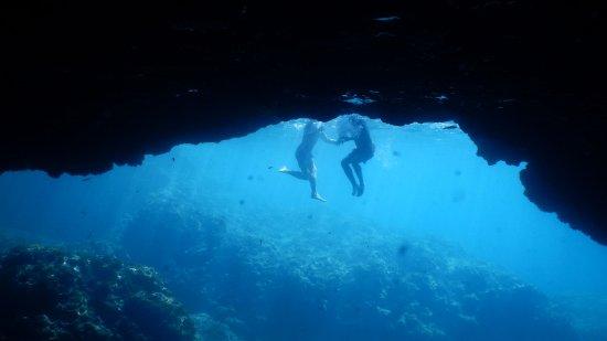 Andrano, อิตาลี: La grotta4