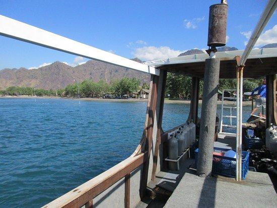 Pemuteran, Indonesië: Boat 2