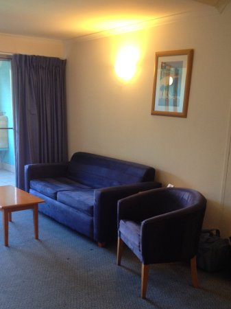The Entrance, Australië: Lounge area