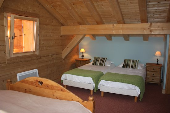 Verchaix, Francia: Room 4 family room