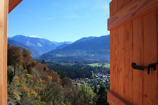 Verchaix, Francia: View from room 4