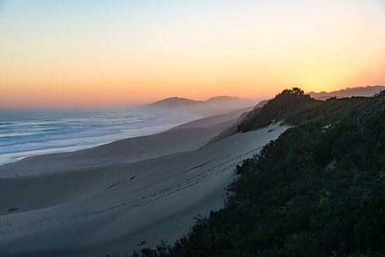 Kenton-on-Sea, Sydafrika: sundowner