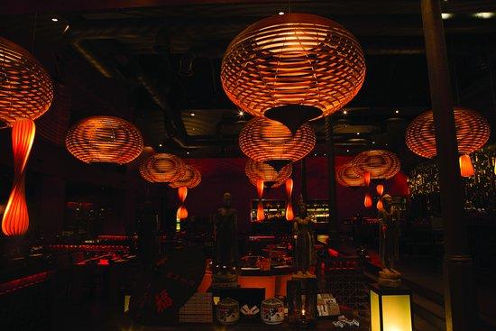 SaSaZu Restaurant interior.
