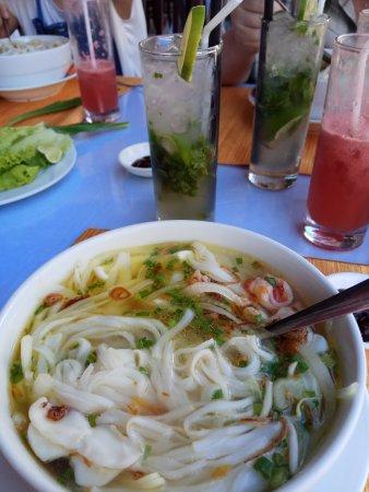 Lanterns Vietnamese Restaurant: Суп Фо