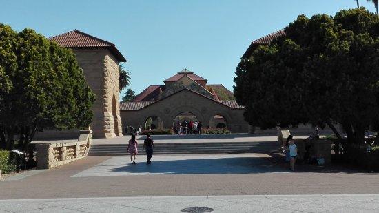 Palo Alto, CA: Stanford University Campus