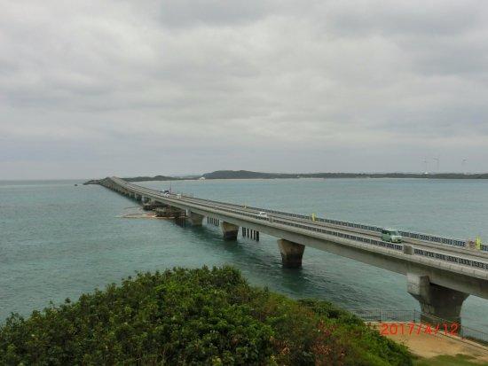 池間大橋 - obrázek zařízení Ikema-jima Island, Miyakojima ...