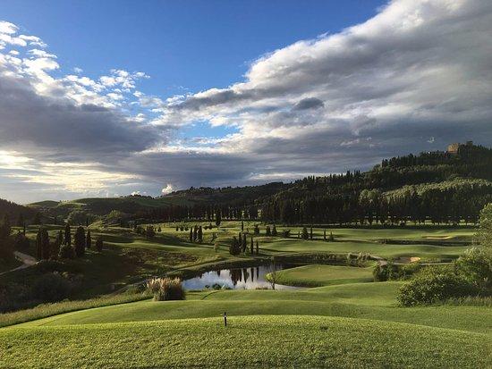 Montaione, Ιταλία: Golf Club Castelfalfi