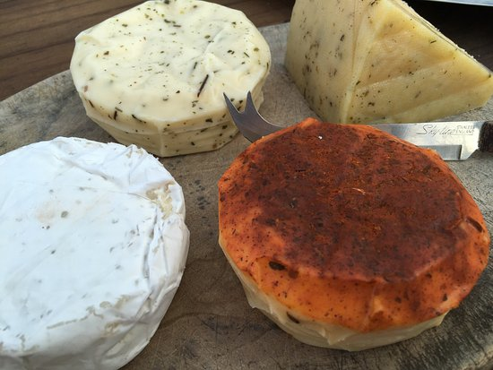 Stone House Estate Cheeses