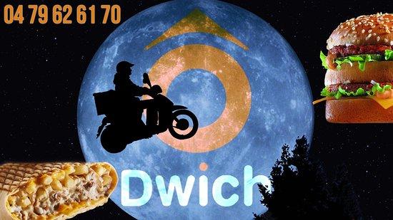 Ô Dwich : Ô'Dwich livraison Tacos, Burger, Kebab Chambéry