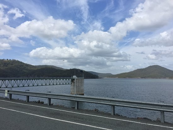 Advancetown, Australia: Hinze Dam