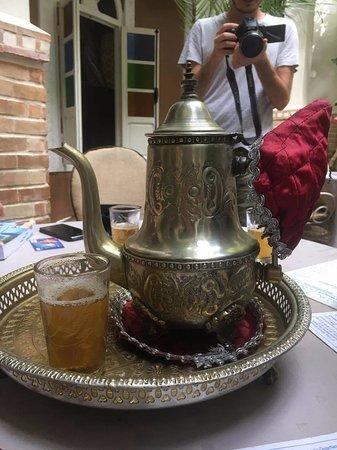 Riad L'Arabesque Photo