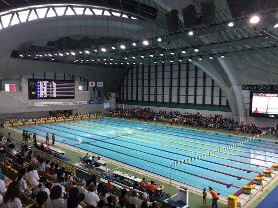 Tokyo Tatsumi International Swimming Center
