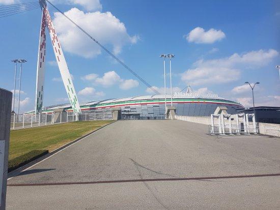 Juventus Stadium: le stade
