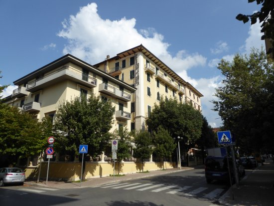 Hotel Francia e Quirinale: General View of front of Hotel