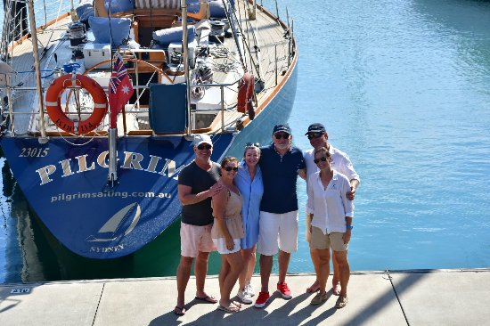Isla Magnetic, Australia: Selection of photos from Sip&Sails, lunchtime cruises and private charters - winter 2017