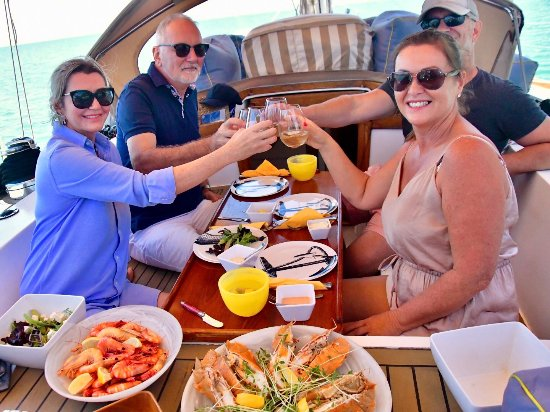 Magnetic Island, Australie : Selection of photos from Sip&Sails, lunchtime cruises and private charters - winter 2017