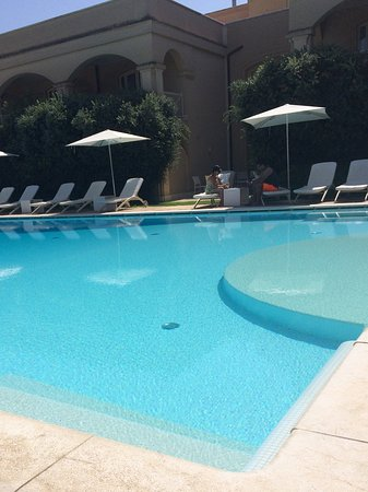 Romano Palace Luxury Hotel: Swimming pool