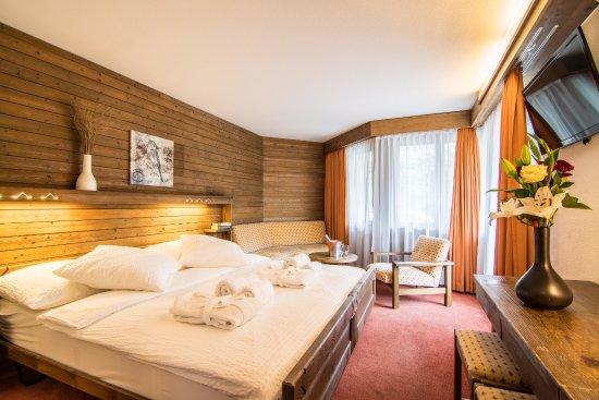 La Collina Hotel & Spa, Hotels in Saas-Fee