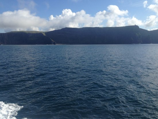 Doolin, Ireland: Cliffs of Moher
