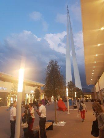 magnifique - Picture of Torino Outlet Village, Settimo ...