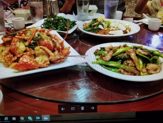 Troy, MI: some of the dishes