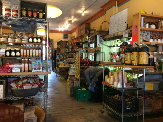 Rosendale, Nova York: Inside big cheese : everything is possible