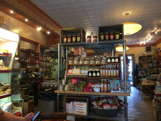 Rosendale, NY: Inside big cheese : everything is possible