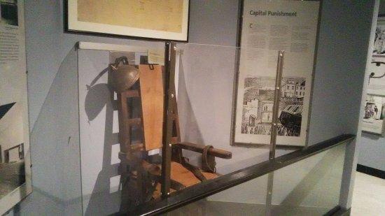 Ossining, NY: 電気椅子