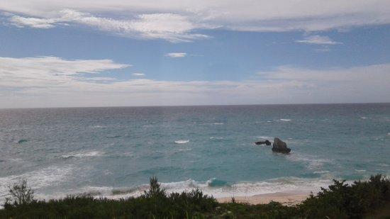 Sandys Parish, Bermuda: beach