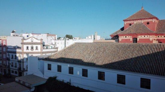 Vue chambre double standard - Picture of Hotel Zenit Sevilla ...