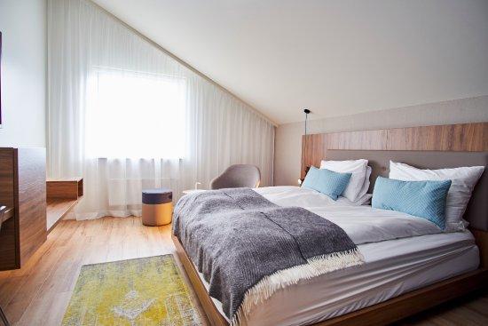 Keflavik, Islandia: Superior Double Room
