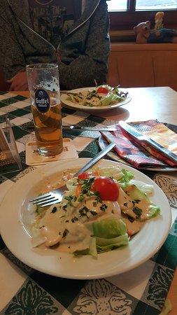 Zur alten Brauerei Diefenbach: Eten Burgerhouse
