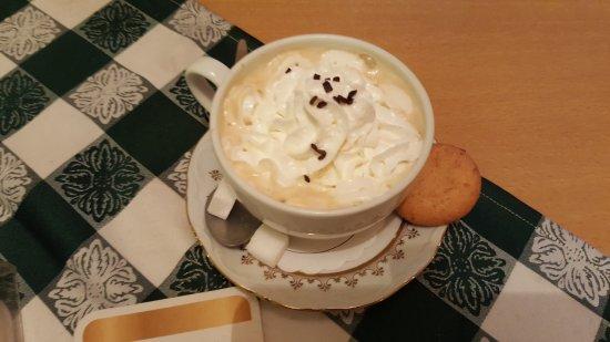Zur alten Brauerei Diefenbach: Cappuccino