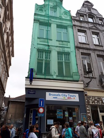 Brussels City Tours: Brussels City Tour - Norba 2017