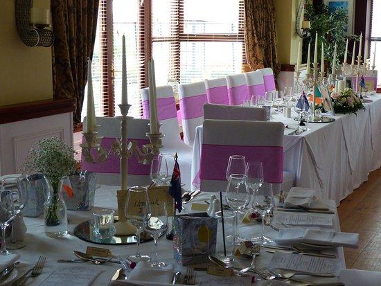 Bunratty Manor Hotel: Reception