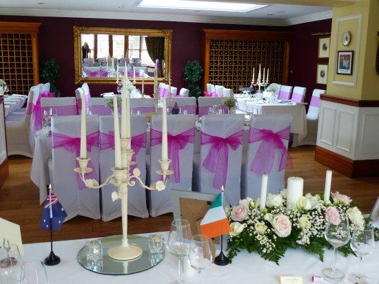 Bunratty Manor Hotel: Reception room