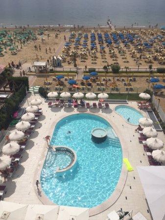 Hotel Baia del Mar: Piscina dell'hotel