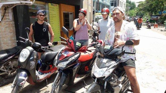Rider's de Mandalay
