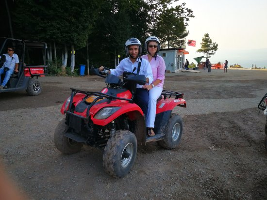 Kartepe, Turkey: ATV