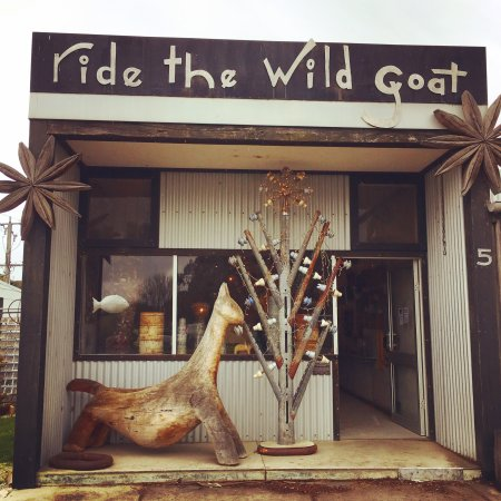 ‪Ride the Wild Goat Gallery and Workshop‬