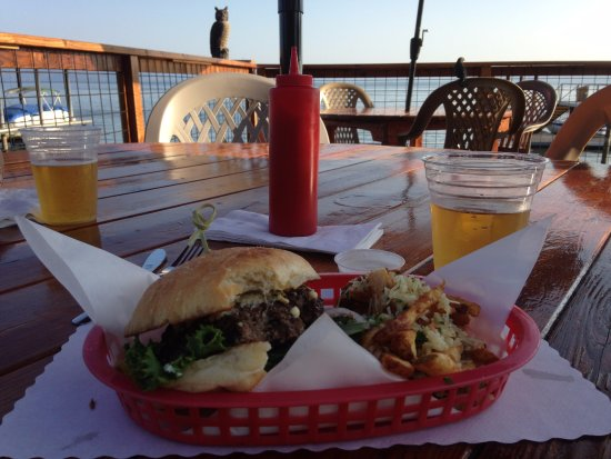 Nice, Califórnia: Toller Blick und leckeres Essen