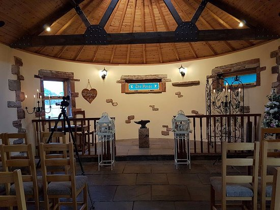 Kirkpatrick Fleming, UK: inside the chapel