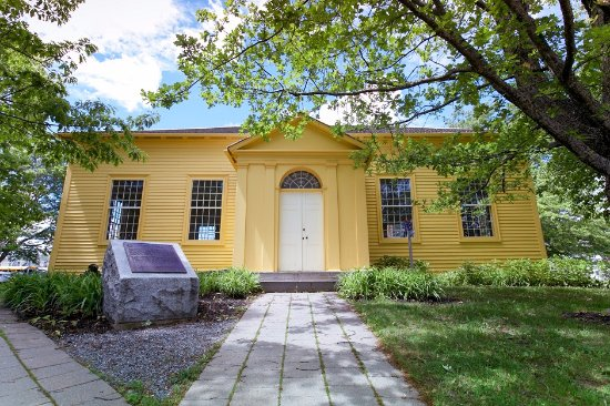 Moncton, Kanada: Free meeting House