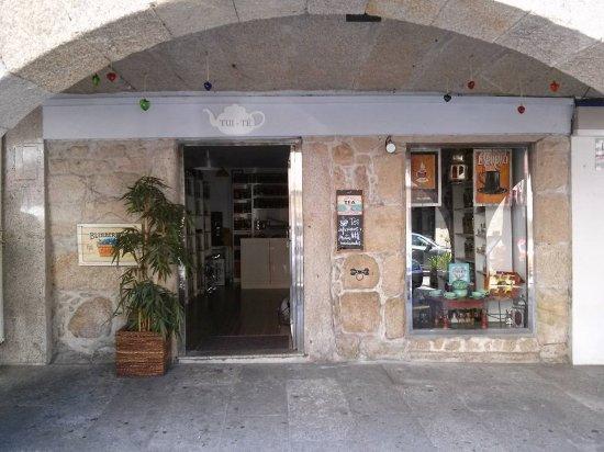 Tui-te, tienda especializada de tés, especias, plantas medicinales y productos gourmet de la zon
