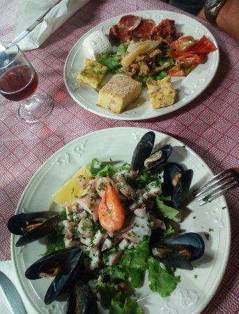 Trattoria da Mimma : Ottimi i primi piatti....come ho già scritto nella mia precedente recensione! Complimenti