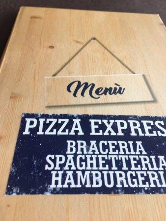 Rosignano Solvay, Włochy: Pizza Express