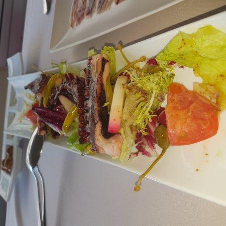 Grado, Espanha: Cafeteria Restaurant La Parra