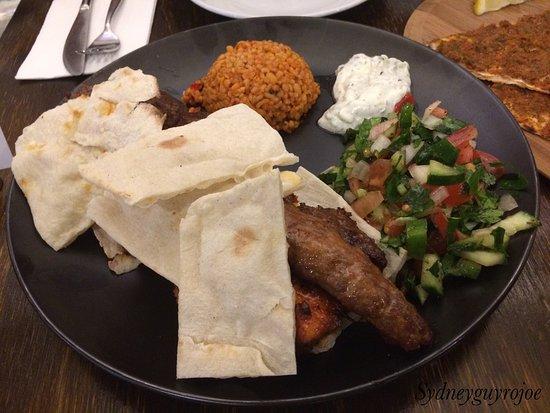 Taste of turkey newtown newtown fotos n mero de for A taste of turkish cuisine