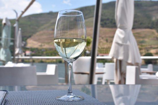 Folgosa, Portugal: Restaurant view